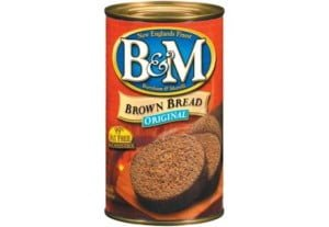 B&M Brown Bread