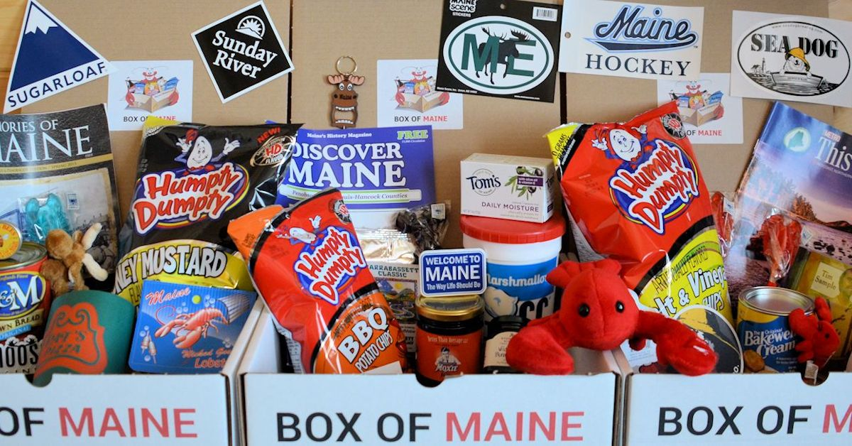 Maine gifts