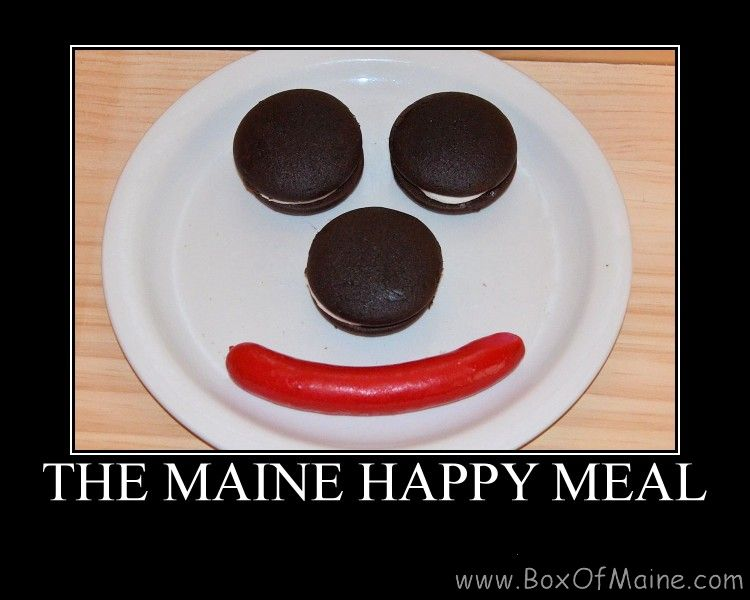 Maine Happy Meal