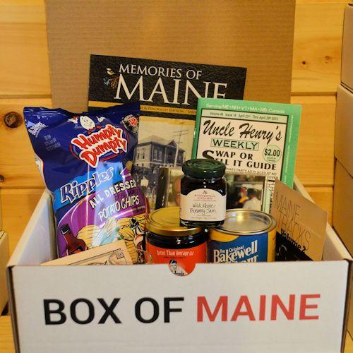 Box Of Maine gift box