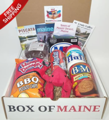 Create and Order A 5-Item Box Of Maine