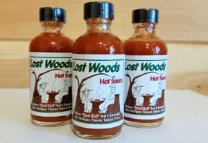 Lost Woods Hot Sauce