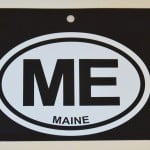 Maine Decal – ME