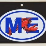 Maine Decal – Lobster ME