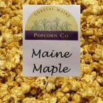 Coastal Maine Maple Popcorn