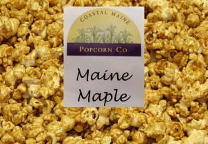 Coastal Maine Popcorn - Maine Maple