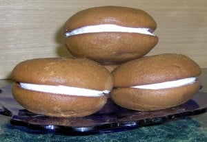 Maple Whoopie Pies