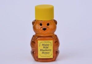 wild maine blueberry honey