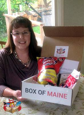 gifts from Maine