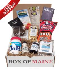 Create and Order A 7-Item Box Of Maine