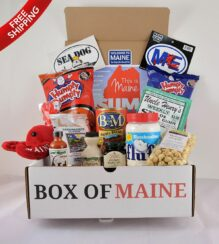 Create and Order A 10-Item Box Of Maine