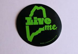 Live ME Decal