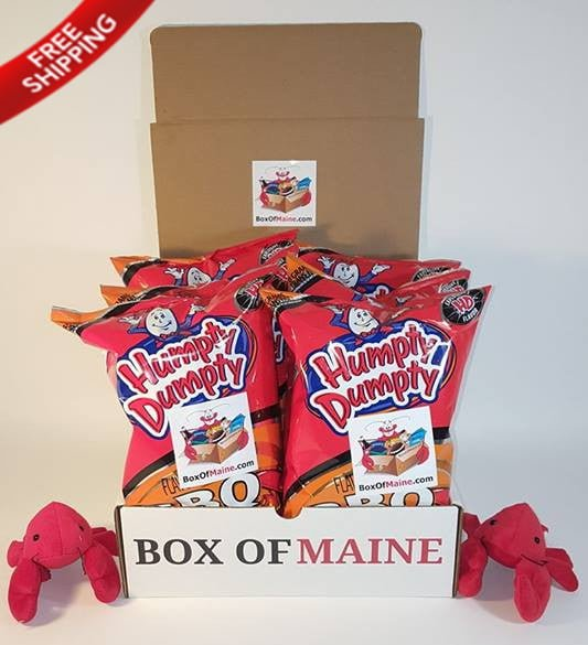 order a box of 6 bags of humpty dumpty chips box of maine. Black Bedroom Furniture Sets. Home Design Ideas