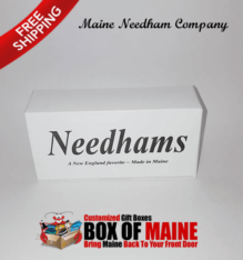 Order A Box Of 6 Needhams Chocolate Candy Bars