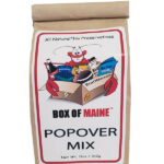 Box of Maine Popover Mix