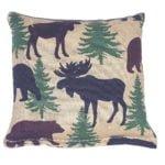 Maine Balsam Fir Pillow (3×3)