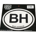 Maine Decal – Bar Harbor
