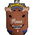 Maine Moose Koozie