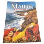 Taste of Maine Recipe Book