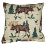 Balsam Fir Pillow – Moose