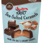 Dark Chocolate Sea-Salted Caramels
