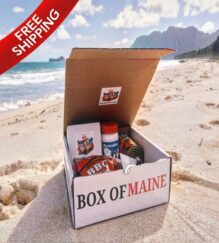 Create and Order a Custom Box of Maine