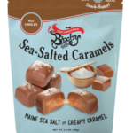 Milk Chocolate Sea-Salted Caramels