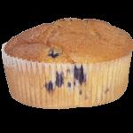 Wild Maine Blueberry Muffin