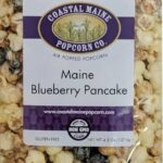 Maine Blueberry Pancake Popcorn