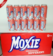 Order a 12 Pack of Moxie (Regular or Diet)