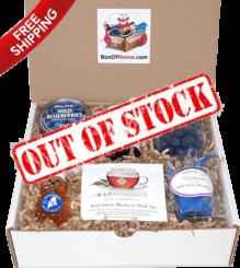 Order A 7-Item Wild Maine Blueberry Sampler Box
