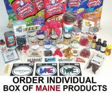 Order Individual Box of Maine products
