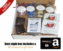 Order A Date Night Box – Includes $5 amazon e-gift card