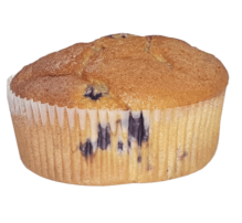 Order A Box Of 8 Wild Maine Blueberry Muffins