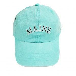Maine Hat – Seafoam Green