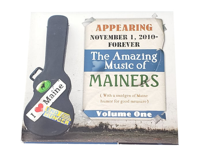 The Amazing Music of Mainers Vol. 1