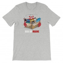 Box of Maine Short-Sleeve Unisex T-Shirt