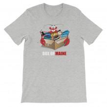 Box of Maine Short-Sleeve Unisex T-Shirt