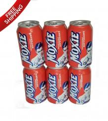 Order Moxie Soda (6 or 12 pack)