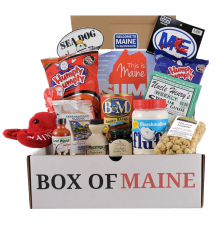 Create and Order a Maine BBQ Cookout Box