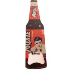 Moxie Stainless Steel Bottle Opener