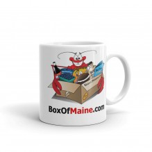 Box of Maine 11oz Coffee Mug