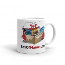 Box of Maine 11oz Coffee Mug