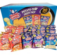 Order Humpty Dumpty Chips On The Go Variety Pack