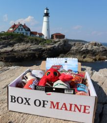 Box of Maine Monthly Subscription Box