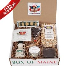 Order A 7-Item Maine Maple Sampler Box