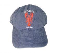 Maine Est. 1820 Hat – Red/White