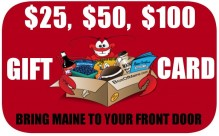 Box of Maine Gift Cards